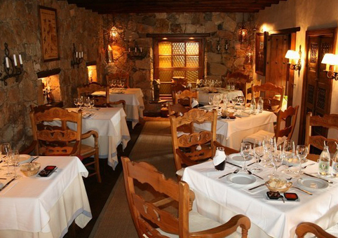 Restaurants On San